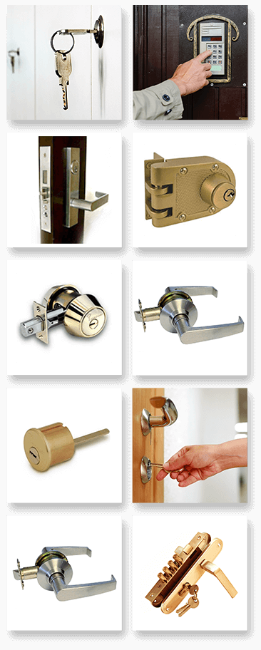 Mobile-Commercial Locks